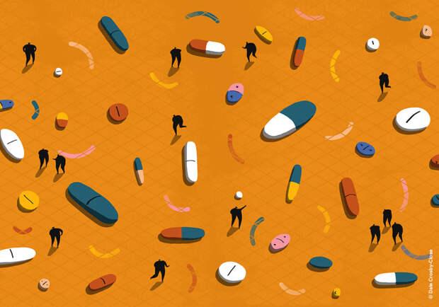 Виагра от повышенного давления, парацетамол против рака. Как медики находят новое применение известным лекарствам