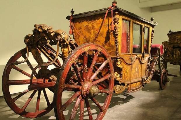 Атмосферная экскурсия по национальному Музею карет в Лиссабоне