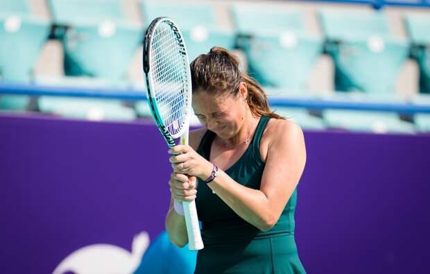 Россиянка Касаткина проиграла в финале турнира в Бирмингеме