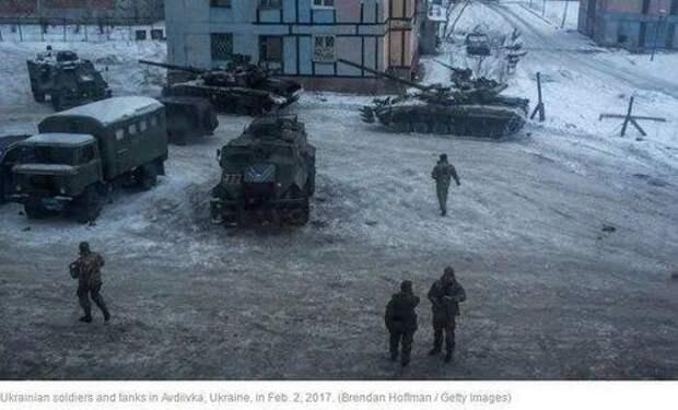 Что вынуждает Запад иногда говорить правду о войне в Донбассе