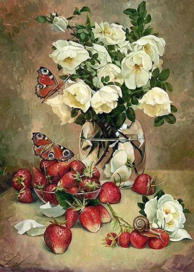 художник Ирина Романова-Лоренц (Ira Rom-Lorenz) картины – 17