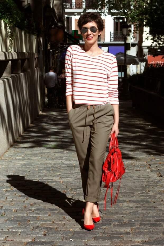 Как одеваться, чтобы выглядеть моложе