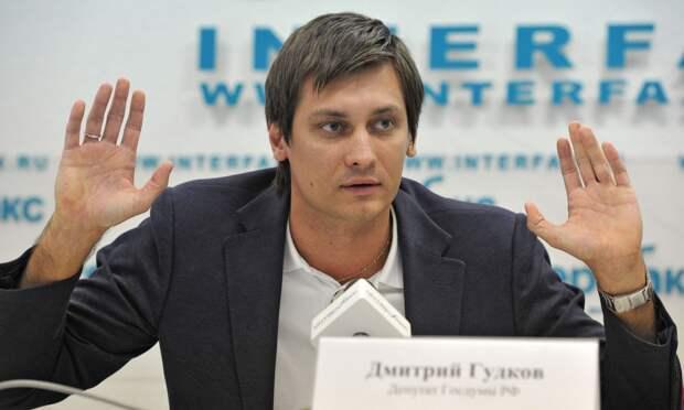 Дмитрий Гудков оседал любимого конька – оправдывать экстремистов