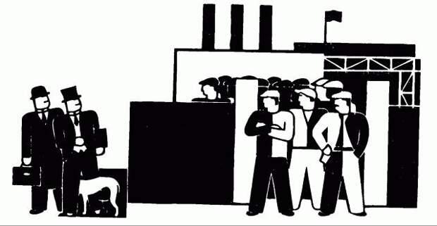 Деградация рабочей силы при российском капитализме