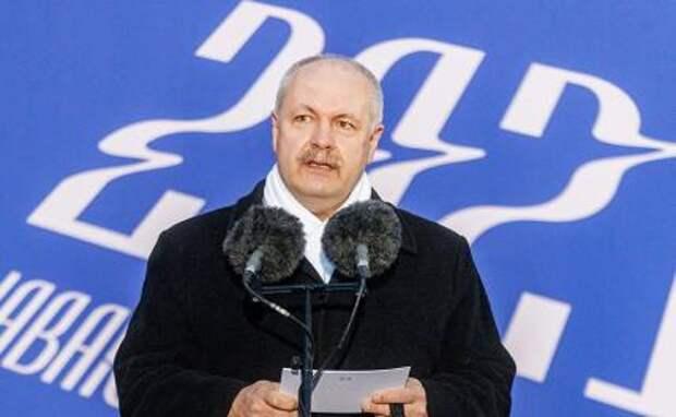На фото: кандидат в президенты Эстонии Хенна Пыллуааса