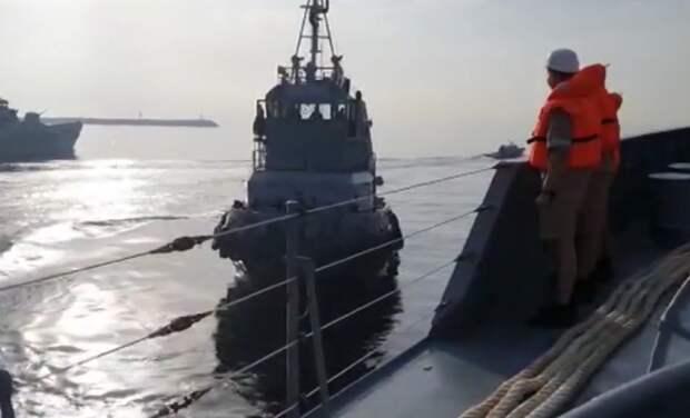 Опубликованы кадры выхода в море российского фрегата «Адмирал Григорович» в Пакистане