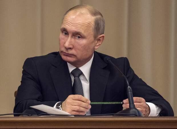 Почему я поддерживаю Путина?