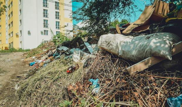 Участвующих в субботниках омичей попросили не создавать мусорный коллапс