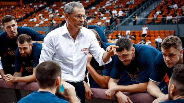 Назван состав мужской сборной России по баскетболу на ЧМ-2019 в Китае