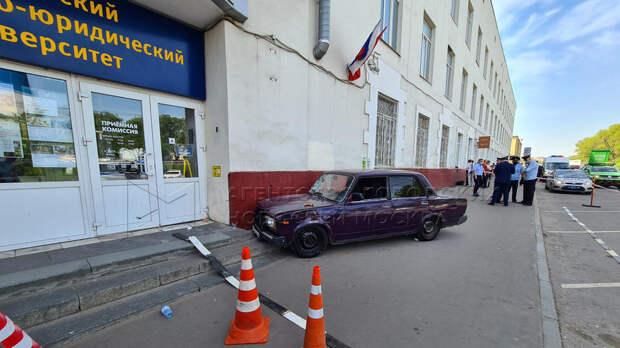 Взял ключи у отца: как подросток без прав сбил пешеходов в Москве