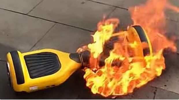 Почему взрываются аккумуляторы