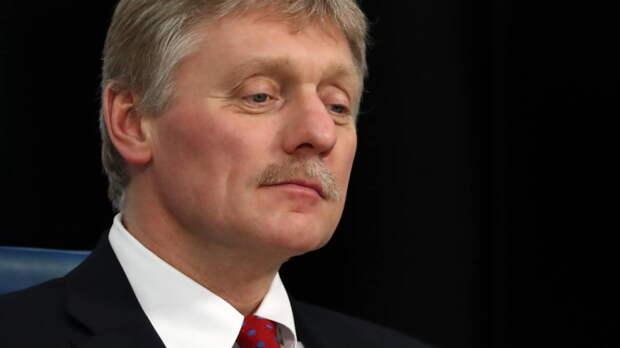 В Кремле анализируют предстоящий саммит Путина и Байдена, заявил Песков