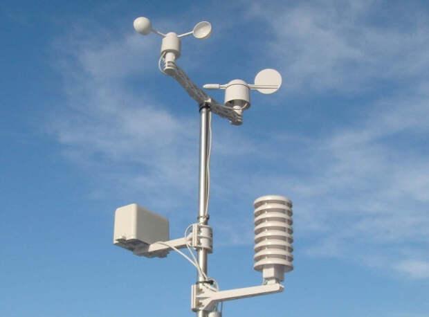 В Симферополе в Ботсаду КФУ появится автоматическая метеостанция