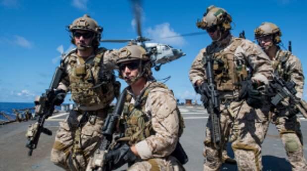 Конфуз спецназа США в Болгарии вызвал бурную реакцию в сети