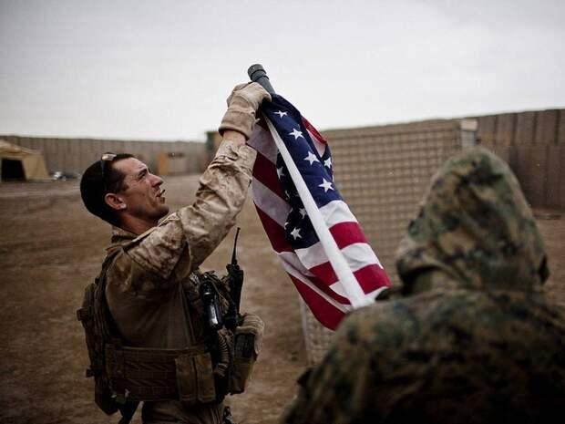 Афганистан сломал американцев