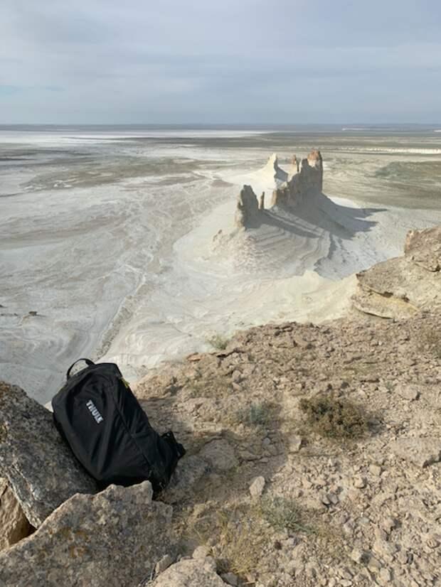 """Плато Устюрт в Казахстане: """"Это другая планета о которой никто не знает"""""""