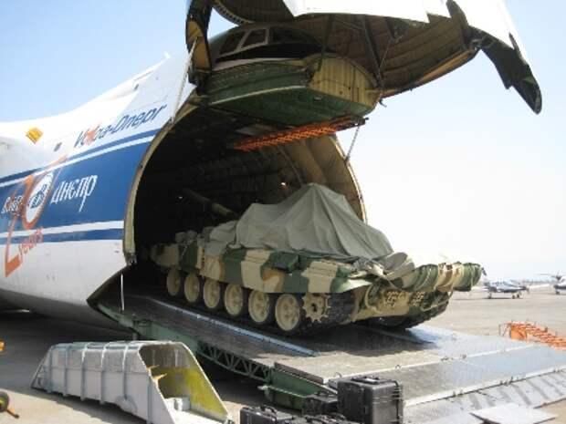 """Свои """"Русланы"""" к НАТО ближе"""