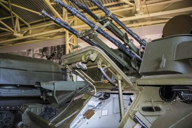 Рассказы об оружии. ЗСУ-23-4 «Шилка» снаружи и внутри ЗСУ-23-4 «Шилка», рассказы об оружии, страницы истории