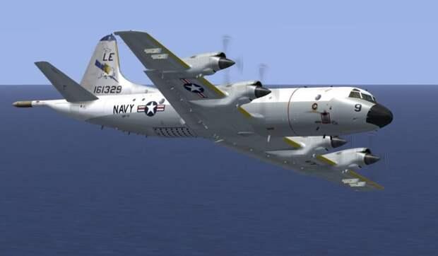 Американский военный самолёт нарушилвоздушное пространство Ирана