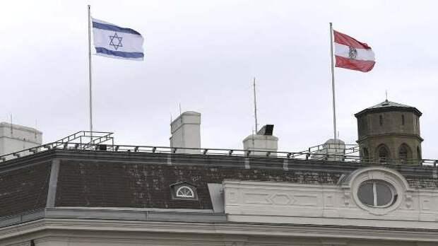 Зариф пошëл надемарш: Иран обиделся наАвстрию заизраильский флаг