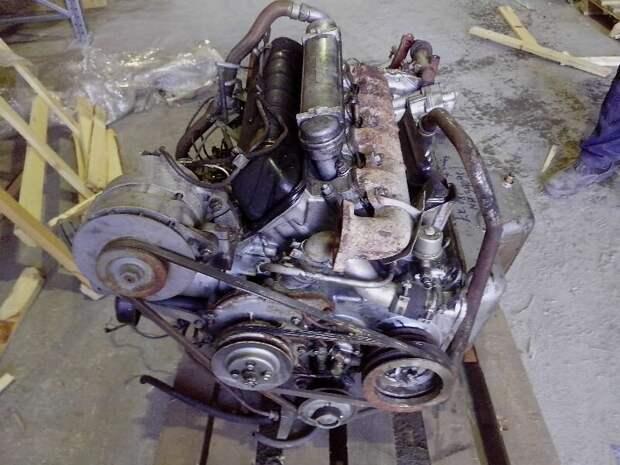 Каким был самый известный двигатель СССР, который ставили на ГАЗ 53, мотор ЗМЗ 53