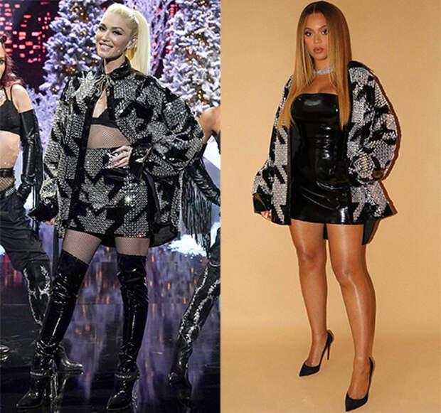 Модная битва: Гвен Стефани против Бейонсе