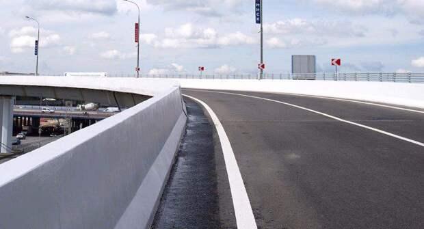 Собянин открыл эстакады на развязке СВХ с шоссе Энтузиастов. Фото: mos.ru