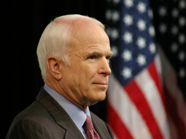 Маккейн призвал атаковать Россию