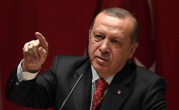 Турецкий флюгер. Единый фронт Вашингтона и Анкары