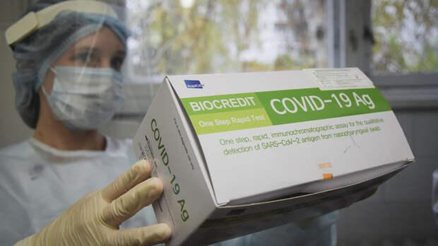 Рекорд потестированию накоронавирус поставила Ростовская область