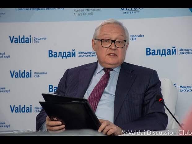 Замминистра иностранных дел РФ Сергей Рябков о роли и месте БРИКС в глобальной системе координат