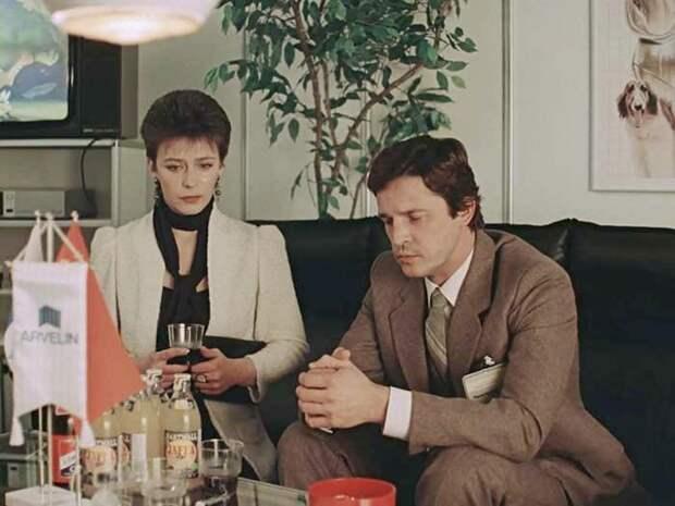 Кадр из фильма *Зимняя вишня*, 1985 | Фото: stuki-druki.com