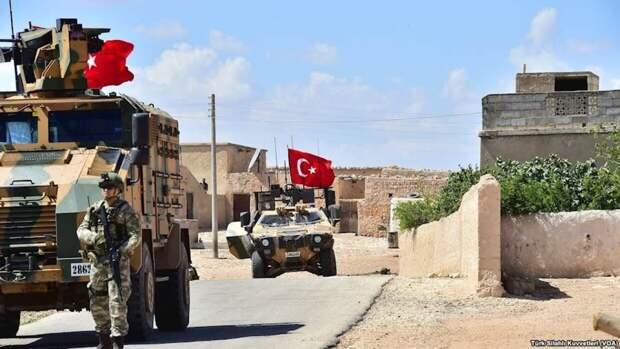Турецкий конвой