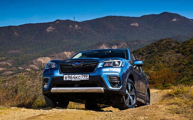Новый Subaru Forester — тест-драйв без наддувательства