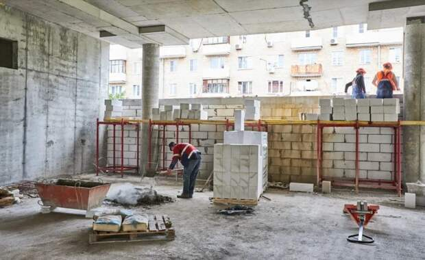 Районный центр «Баку» откроется до конца марта следующего года