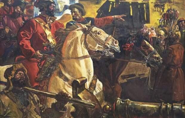 Пугачев Емельян и его войско 1773-1775 гг.