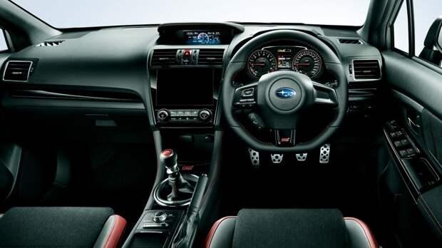 Subaru оснастит WRX STI следующего поколения 400-сильным турбомотором