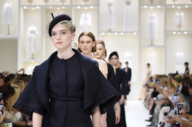 Показ Dior Haute Couture 2018/2019 фото фото № 3
