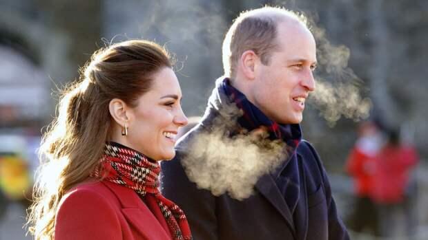 Кейт Миддлтон и принц Уильям обрадовали поклонников запуском канала на YouTube