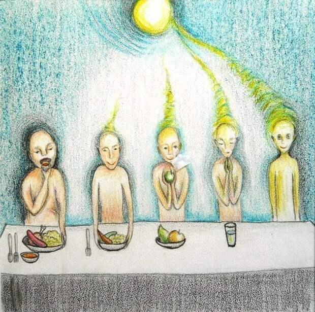 Как ешь, так и живешь. Не насилуй себя, просто соблюдай 12 правил питания