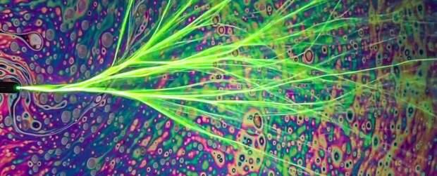 Физикам впервые удалось добиться «ветвящегося» распространения света
