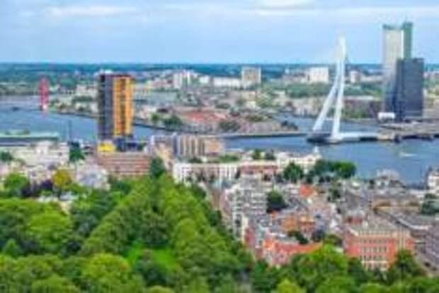 Роттердам - Полный энергии и инноваций