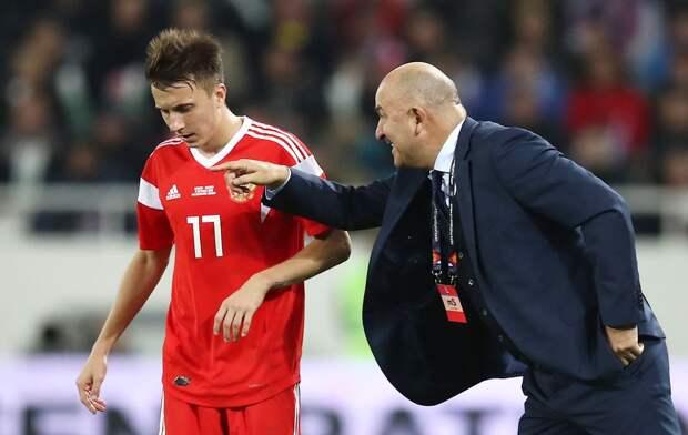 Головин: «Если ключевая роль в сборной на Евро будет не у меня, ничего страшного. Для меня это вообще не главное»
