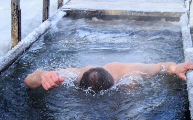 Крещенские купания в Глазове отменили из-за сильных морозов
