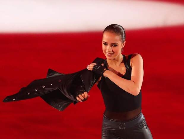 Удмуртская фигуристка Алина Загитова вошла в список «40 до 40» от Forbes