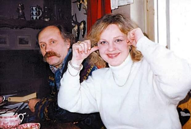Владимир Мулявин и Светлана Пенкина. / Фото: www.yandex.net