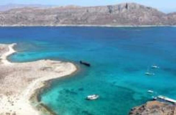 У берегов Крита произошло землетрясение