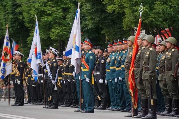 Репетиции Парада Победы 2021 в Симферополе: расписание, где перекроют движение