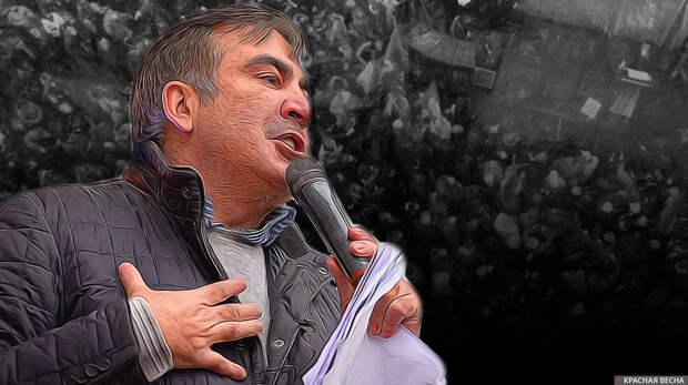 Саакашвили сделали переливание крови в тюрьме