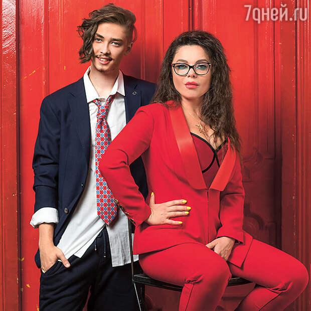 Наташа Королева: «Я не мешаю сыну ошибаться и проводить эксперименты»